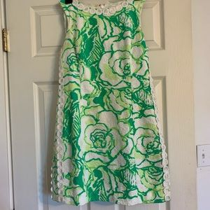 Lilly Pulitzer Shift Dress💚